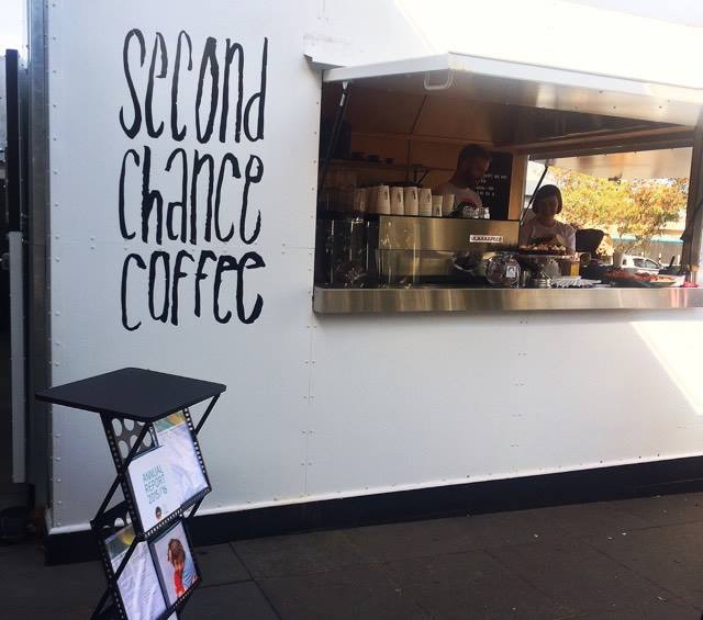 Second Chance Coffee