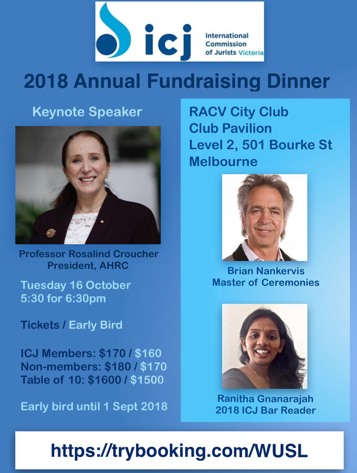 Annual Fundraising Dinner